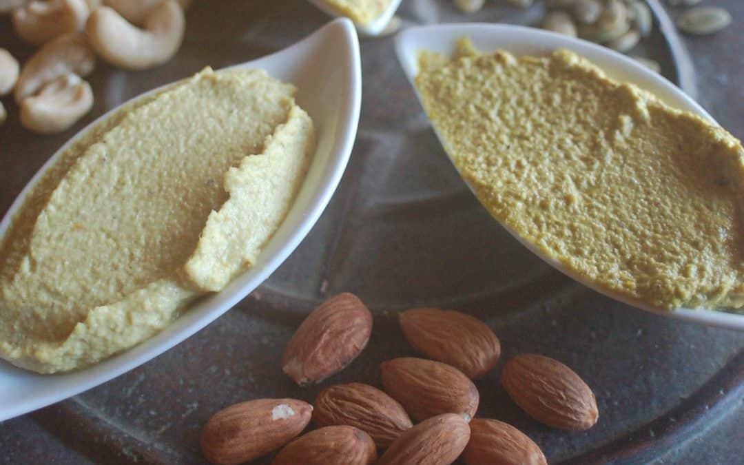 Curry Cashew Pate