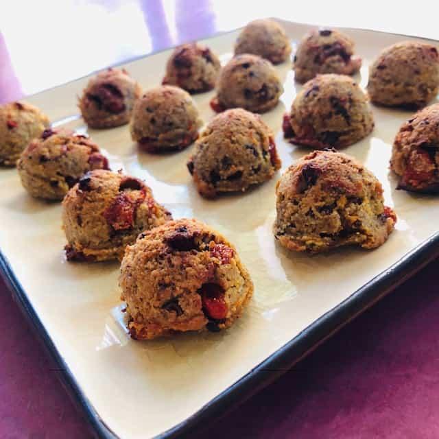 Goji Cacao Cookies