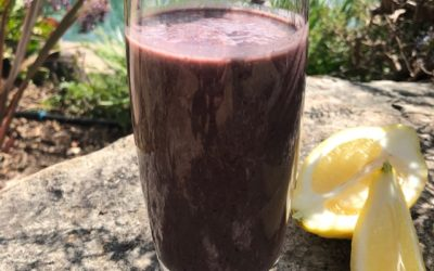 Berry C Immunity Smoothie